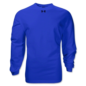 Under Armour Locker Long Sleeve T-Shirt (Royal)