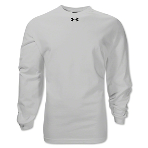 Under Armour Locker Long Sleeve T-Shirt (Gray)
