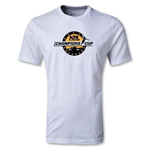 NPL Champions Cup 2013 T-Shirt (White)