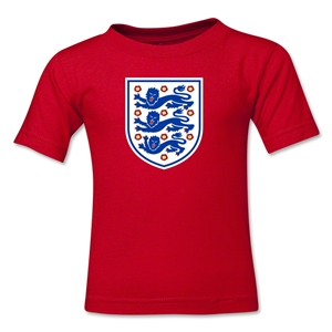England Core Kids T-Shirt (Red)