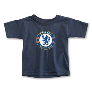 Chelsea Crest Toddler T-Shirt (Navy)