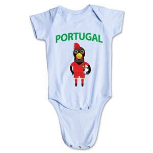 Portugal Animal Mascot Onesie (Sky)