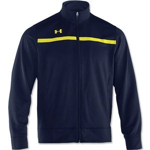 Under Armour Campus Warm-Up Jacket (Nvy/Yel)