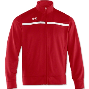 Under Armour Women's Campus Warm-Up Jacket (Sc/Wh)