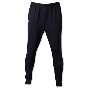 Under Armour Campus Tapered Warm-Up Pant (Black)