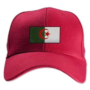 Algeria Flexfit Cap (Red)