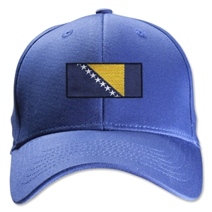 Bosnia-Herzegovina Flexfit Cap (Royal)