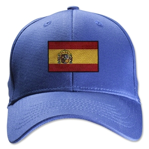 Spain Flexfit Cap (Royal)