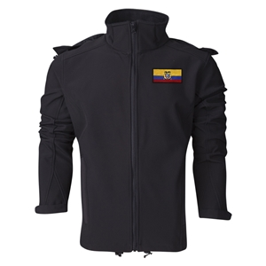 Ecuador Performance Softshell Jacket (Black)