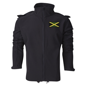 Jamaica Performance Softshell Jacket (Black)