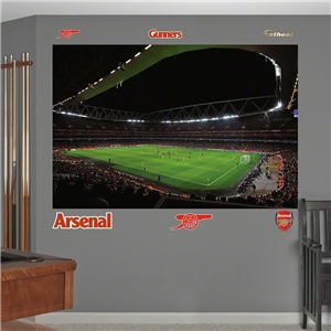 Arsenal Emirates Stadium Mural Fathead