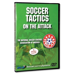 NSCAA Soccer Tactics On the Attack DVD