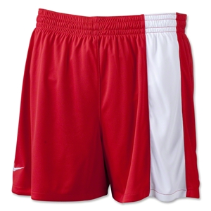 Nike Women's Striker Short 13 (Red)