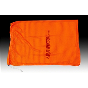 Kwik Goal Hi Vis Equipment Bag (Orange)