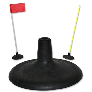 Soccer Innovations Speed Pole With Jumbo Turf Base
