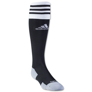 adidas Copa Zone Cushion II Sock (Black/White)