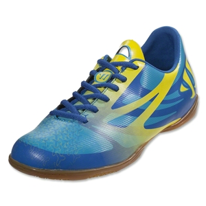 Warrior Superheat Combat ID (Vision Blue/Vivid Blue)