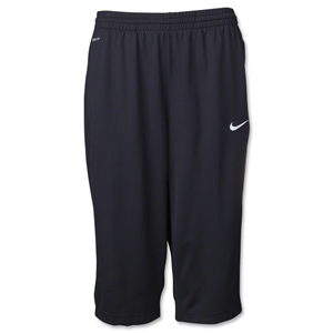 Nike Women's Libero 14 3/4 Knit Pant (Black)