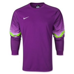 Nike Long Sleeve Goleiro Jersey (Berry)