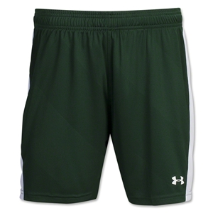 Under Armour Women's Fixture Short (Dk Gr/Wht)