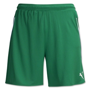 PUMA Speed Short (Green/Wht)