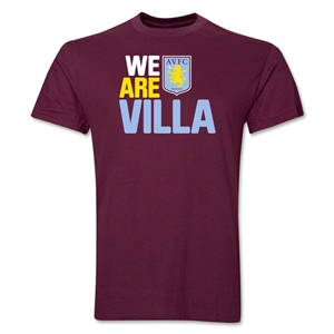 Aston Villa Guzan Player T-Shirt (Maroon)