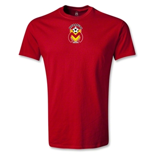 Morelia Monarcas Small Logo T-Shirt (Red)