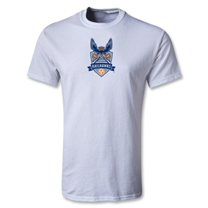 Carolina Railhawks T-Shirt (White)