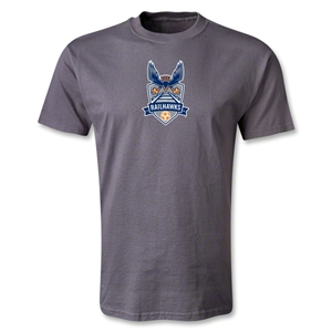 Carolina Railhawks T-Shirt (Dark Gray)
