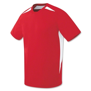 High Five Hawk Jersey (Red/White)