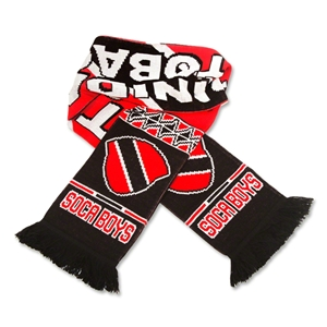 Trinidad and Tobago Soccer Scarf