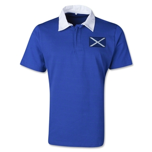 Scotland Retro Flag Shirt (Royal)