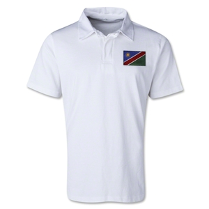 Namibia Retro Flag Shirt (White)