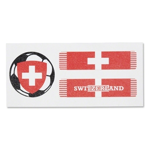 Switzerland Sport Strips Eyeblacks
