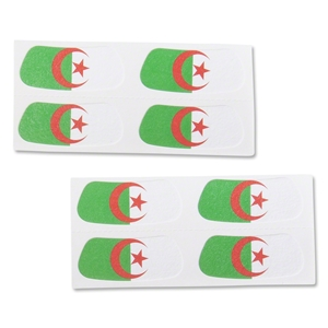 Algeria Flag Eyeblacks
