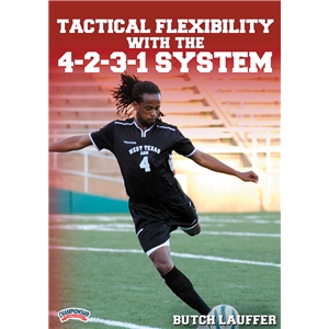 Tactical Flexibility with the 4-2-3-1 System DVD