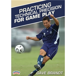 Dave Brandt Practicing Technical Precision for Game DVD