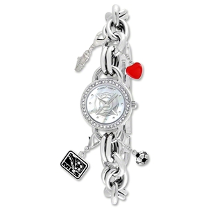 Chicago Fire Women's Charm Watch