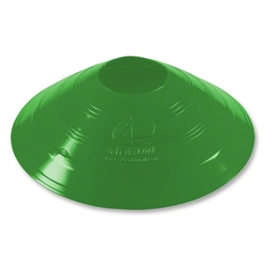 Kwik Goal 25 Pack of Disc Cones (Green)