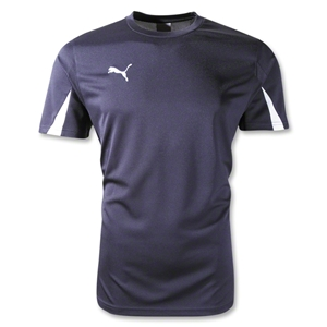 PUMA Team Soccer Jersey (Navy/White)