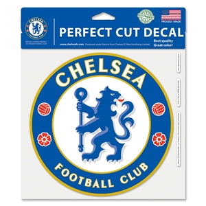 Chelsea 8x8 Decal