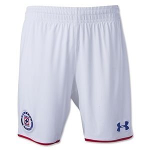 Cruz Azul 14/15 Home Soccer Short