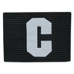 European Style Captain's Armband (Black)