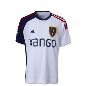 Real Salt Lake 2013 Secondary Youth Soccer Jersey