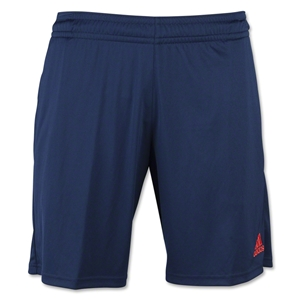adidas Referee 14 Short with Brief (Navy)