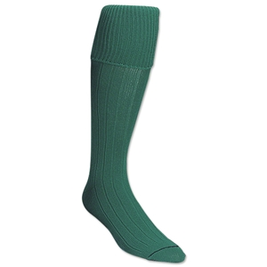 Classic Padded Solid Socks (Green)
