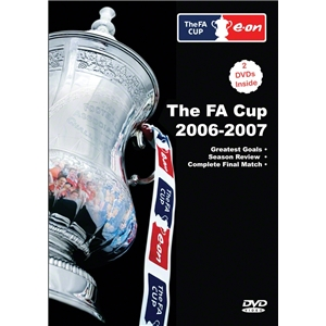 FA Cup 06/07 Final DVD
