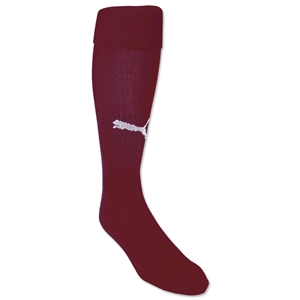 PUMA Team Sock (Maroon)