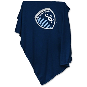 Sporting Kansas City Sweatshirt Blanket