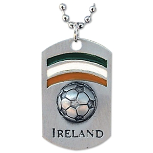Ireland Dog Tags